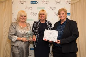 Congratulations to Appoint Us Services, Woman Who…Gives back to the Community Award Winner 2016