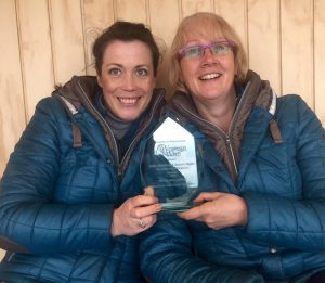 Congratulations to Woman Who…Start Up Award Winners 2016, Jude Jennison and Emma Taylor, The Leadership Whisperers
