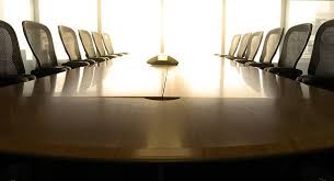 Woman Who in the Boardroom
