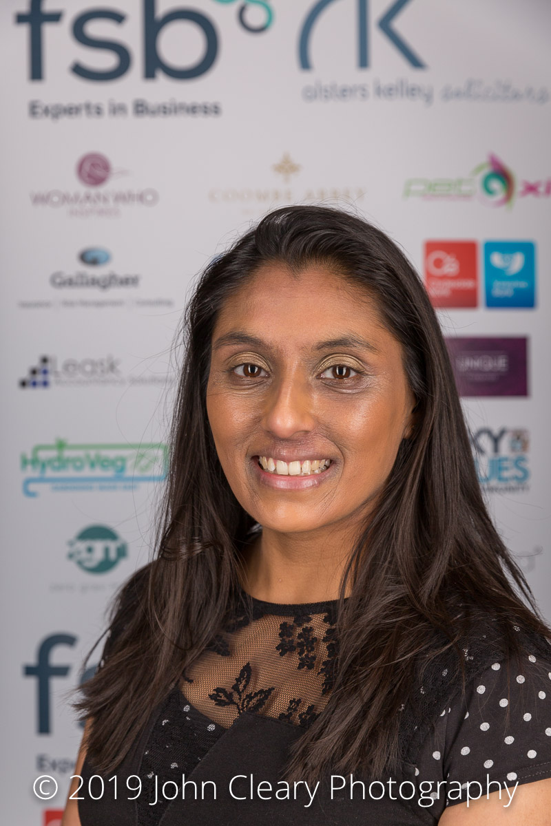 Congratulations Dr Asha Patel, Innovating Minds CIC, Finalist in the Woman Who Achieves for a CIC Category Sponsored by Alsters Kelley Solicitors