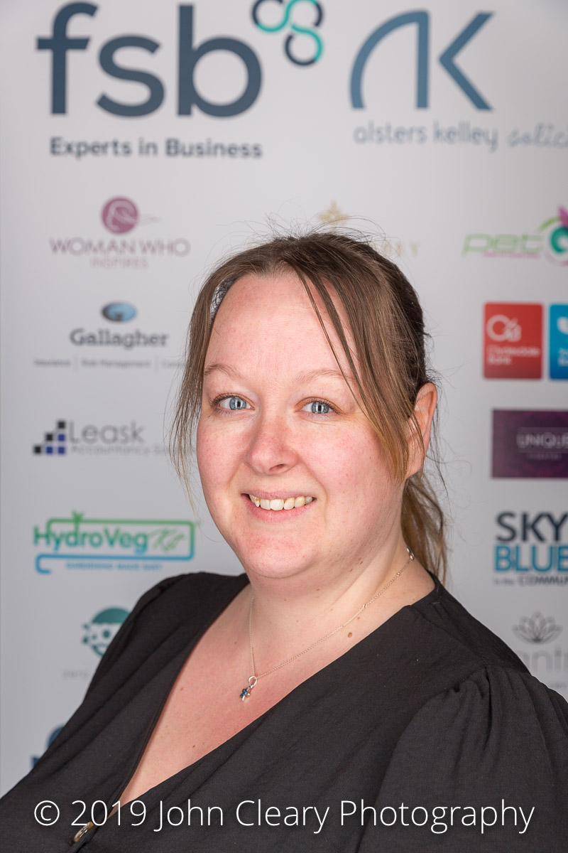 Congratulations Claire Bartlett of Arden Bookkeeping, Finalist in the Woman Who Achieves Scale Up Category Sponsored Clydesdale & Yorkshire Bank