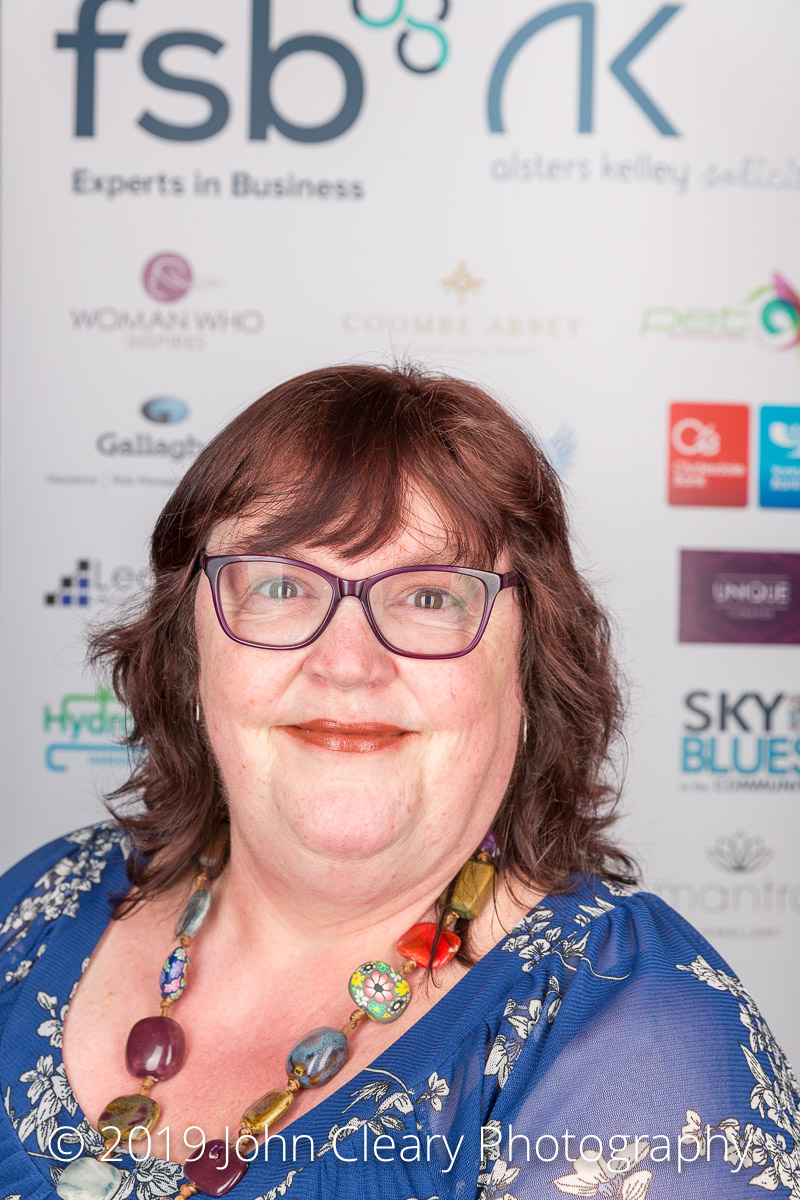 Congratulations Debbie Heron, Roundabout Hinckley, Finalist in the Woman Who Achieves Growing SME Category Sponsored by Leask Accountancy Solutions