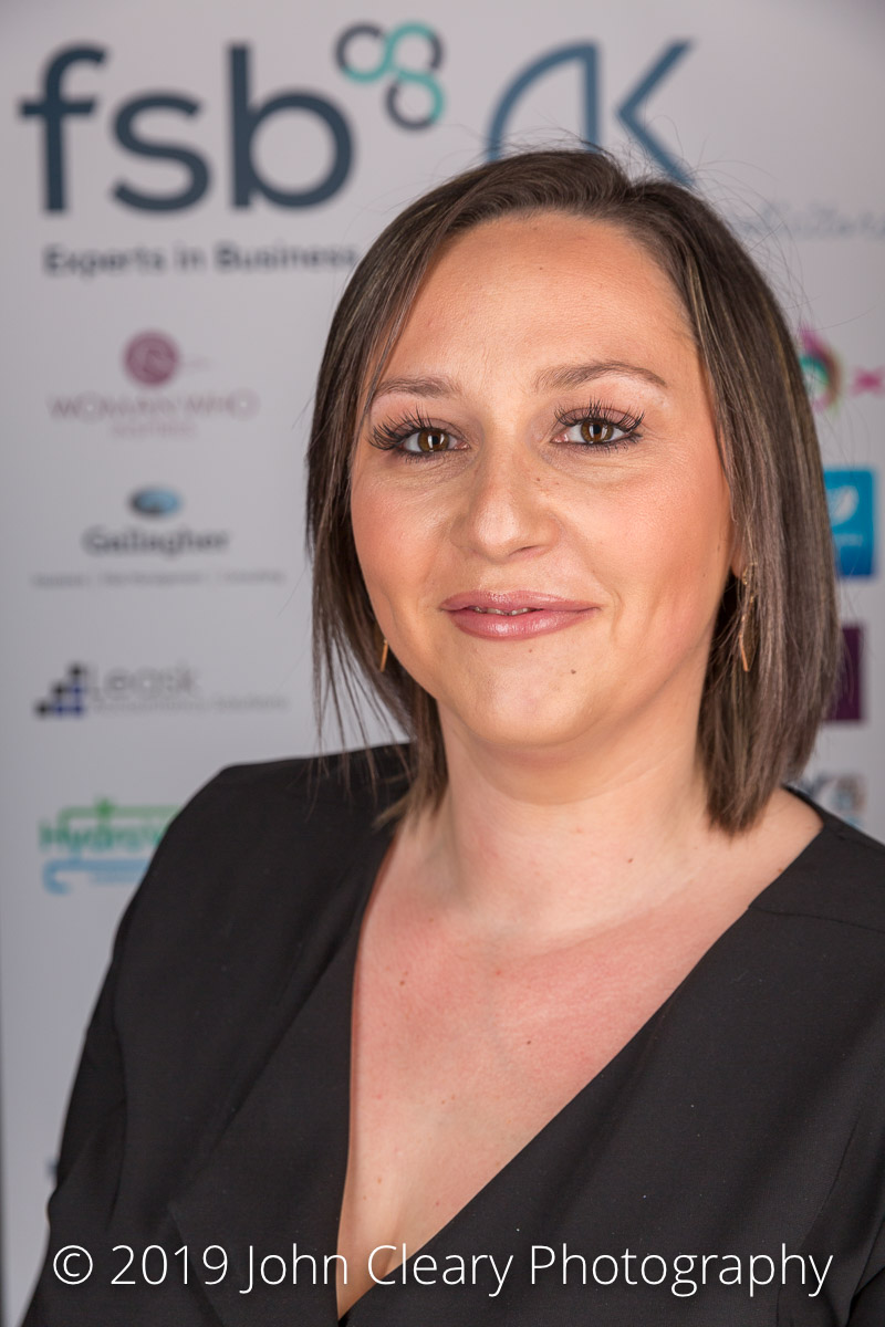 Congratulations Elise Sullivan, Beau Boo Beauty, Finalist in the Woman Who Achieves Start Up Category Sponsored by FSB