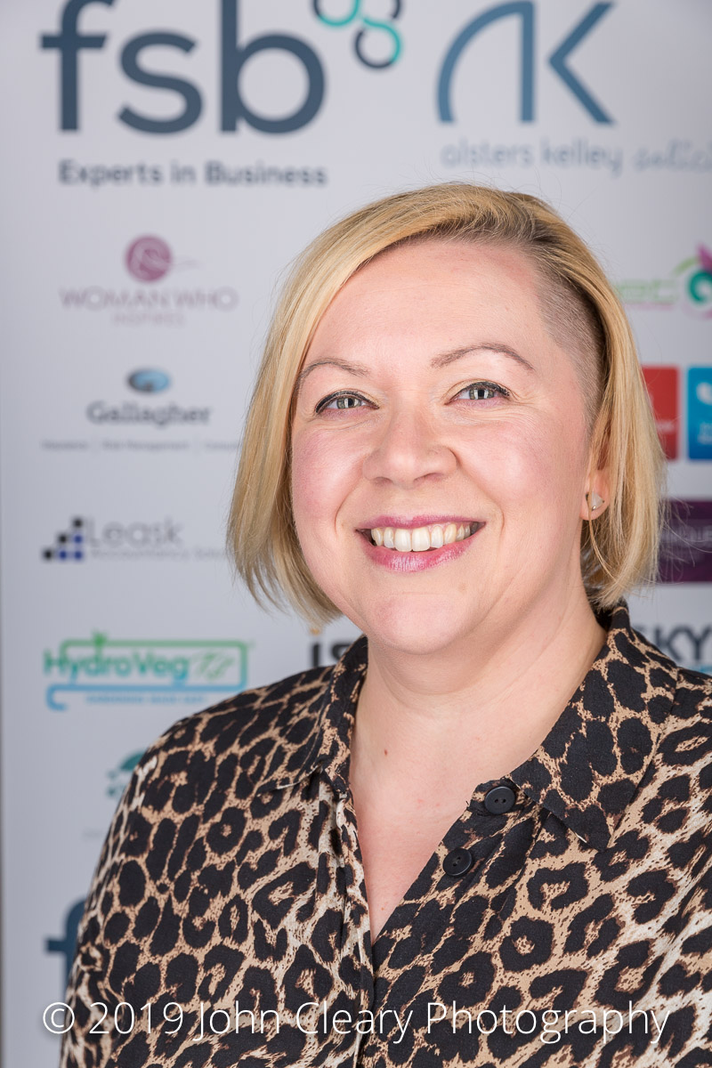 Congratulations Holly Nixon, Ta-Dah! Virtual Assistant Services, Finalist in the Woman Who Achieves Networking Category Sponsored by HydroVeg Kits
