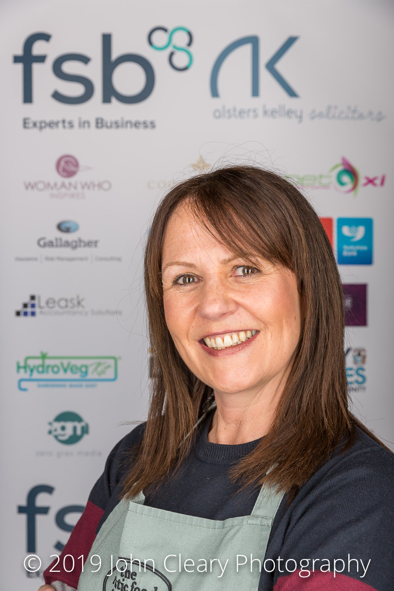 Congratulations Victoria Shears, The Rustic Food Company, Finalist in the Woman Who Achieves Growing SME Category Sponsored by Leask Accountancy Solutions