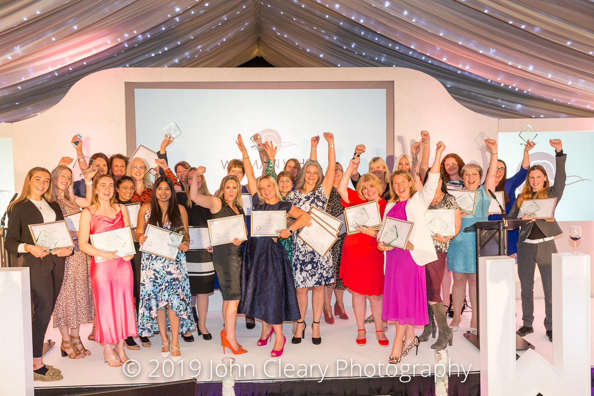 12 DAYS OF CHRISTMAS: Wow what a great event! Congratulations to all the Winners and Finalists of the Woman Who Achieves Awards 2019