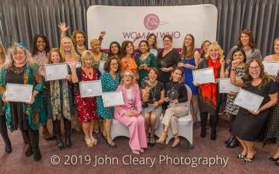 The Woman Who Achieves Solopreneur Awards are open for entry from 1st July… Power up your personal brand