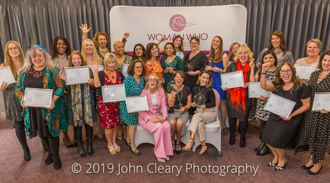 This could be you! Meet the Winners of the Woman Who Achieves Solopreneur Awards 2019. Enter now