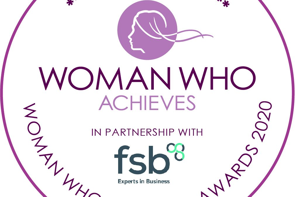 Just one week to go until the Winners of the Woman Who Achieves Awards 2020 are announced.  Please congratulate the Finalists.