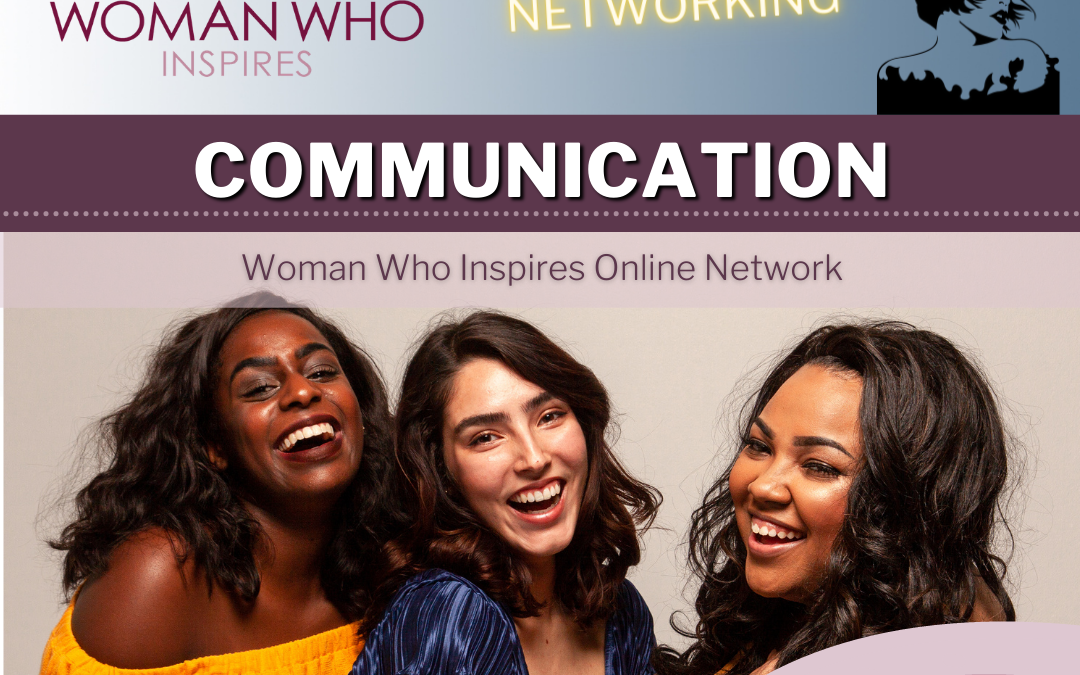 Woman Who Inspires Online Network (April)