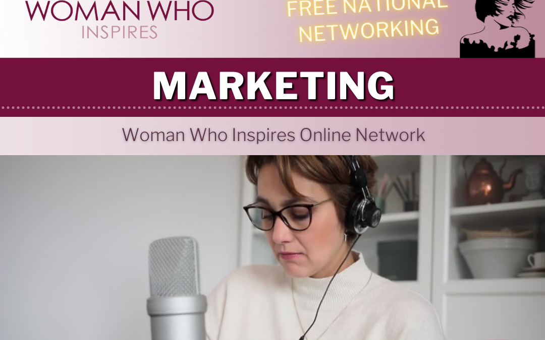 Woman Who Inspires Online Network (June)