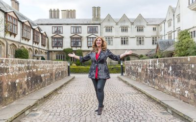 Coombe Abbey Hotel Partners with Woman Who for the 6th Year!
