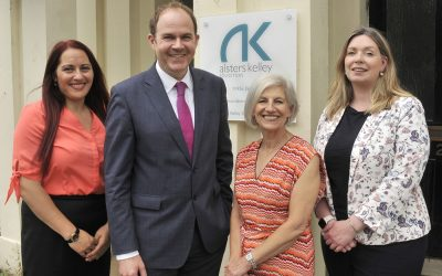 Women Who Achieve: Alsters Kelley Solicitors Make Two Senior Appointment